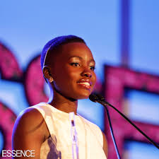 Watch:Lupita's speech on Black Beauty at Essence Black Women In Hollywood Award