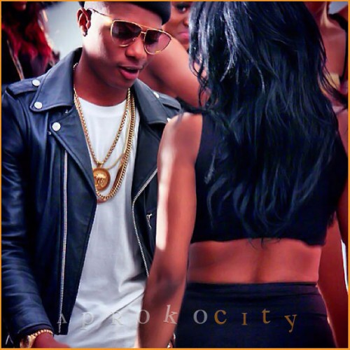 """Wizkid Premiered this joint, """"Show Me The Money"""" Produced by Shizzi on Beat 99.9FM"""