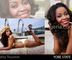 35 finalists of 2014 Miss Tourism Nigeria: Bikini Photos