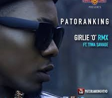 Watch Patoranking and Tiwa Savage Team up For The Remix Of Girl 'O'