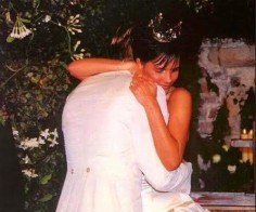 15 years wedding anniversary: The beckhams