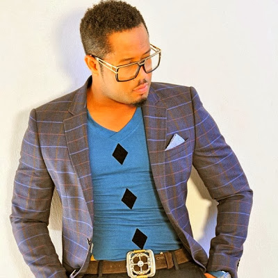 Nollywood Actor Mike Ezuruonye Looks Fabulous in New Photos