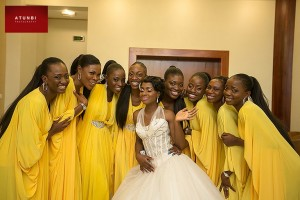 bride n bm yellow
