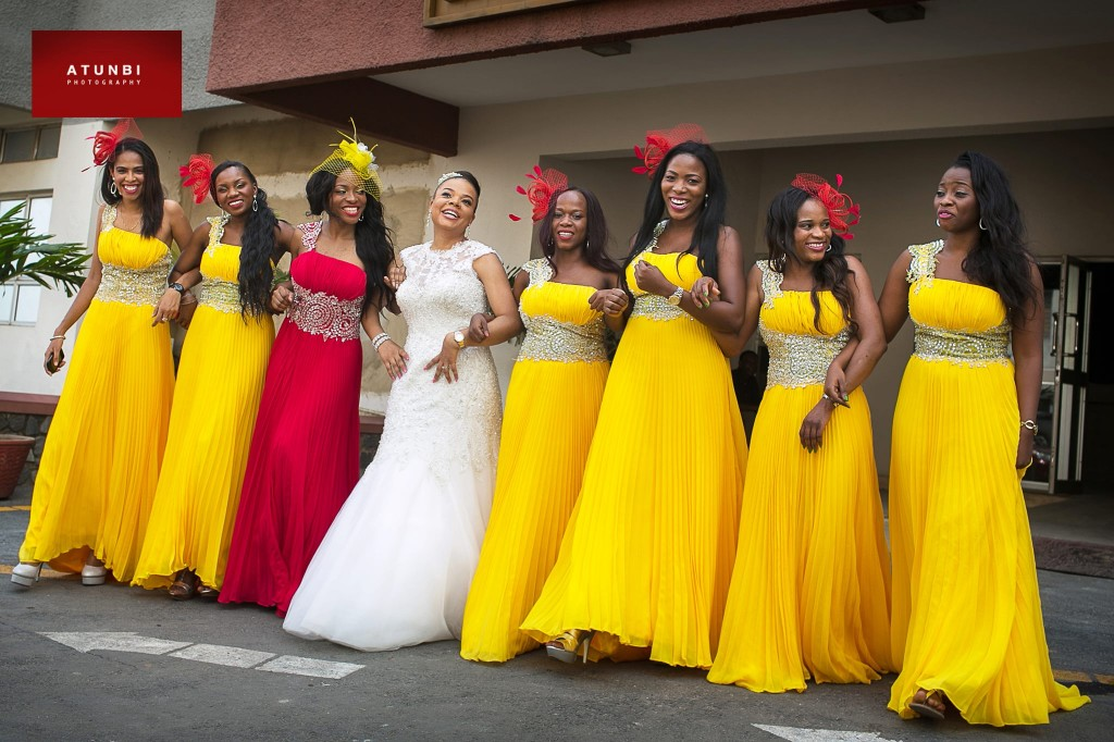 Making A Decision On What The Bridal Train Wears Your Wedding Day Gives Lot Of Worries As Bride Will Be Putting