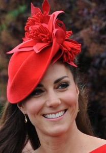 kate middletonhat