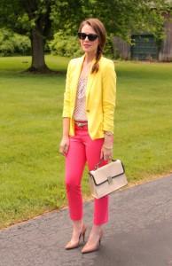 yelo n pink wear